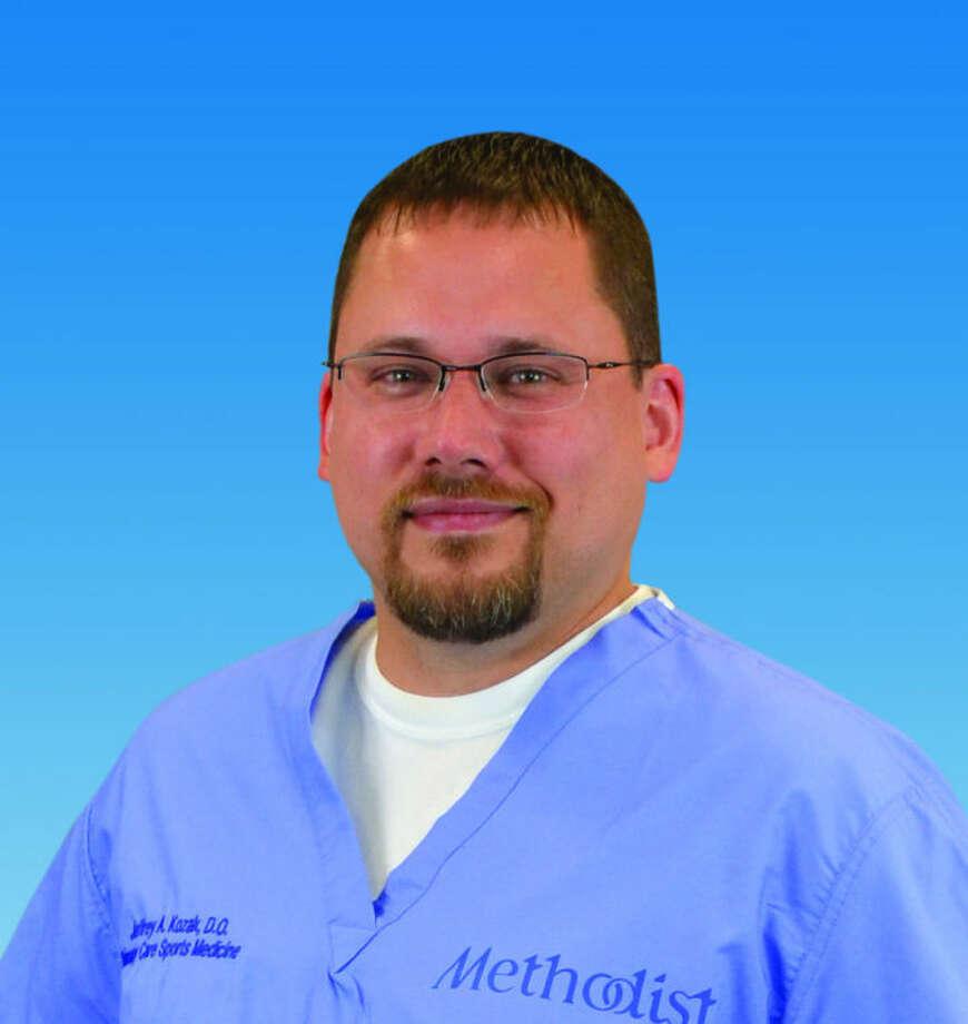 Dr. Kozak joins Houston Methodist Orthopedics and Sports Medicine