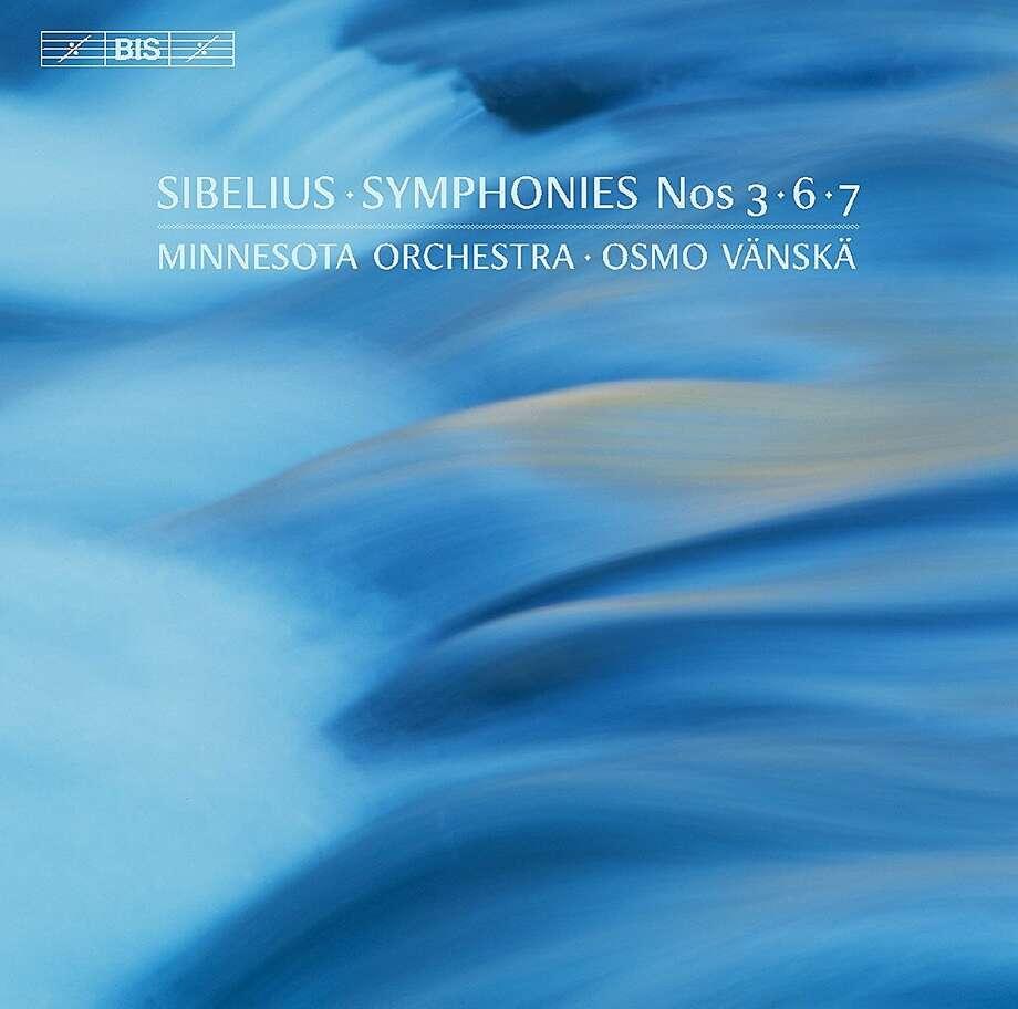 Sibelius Symnhonies/Minnesota Orchestra Photo: Bis Records