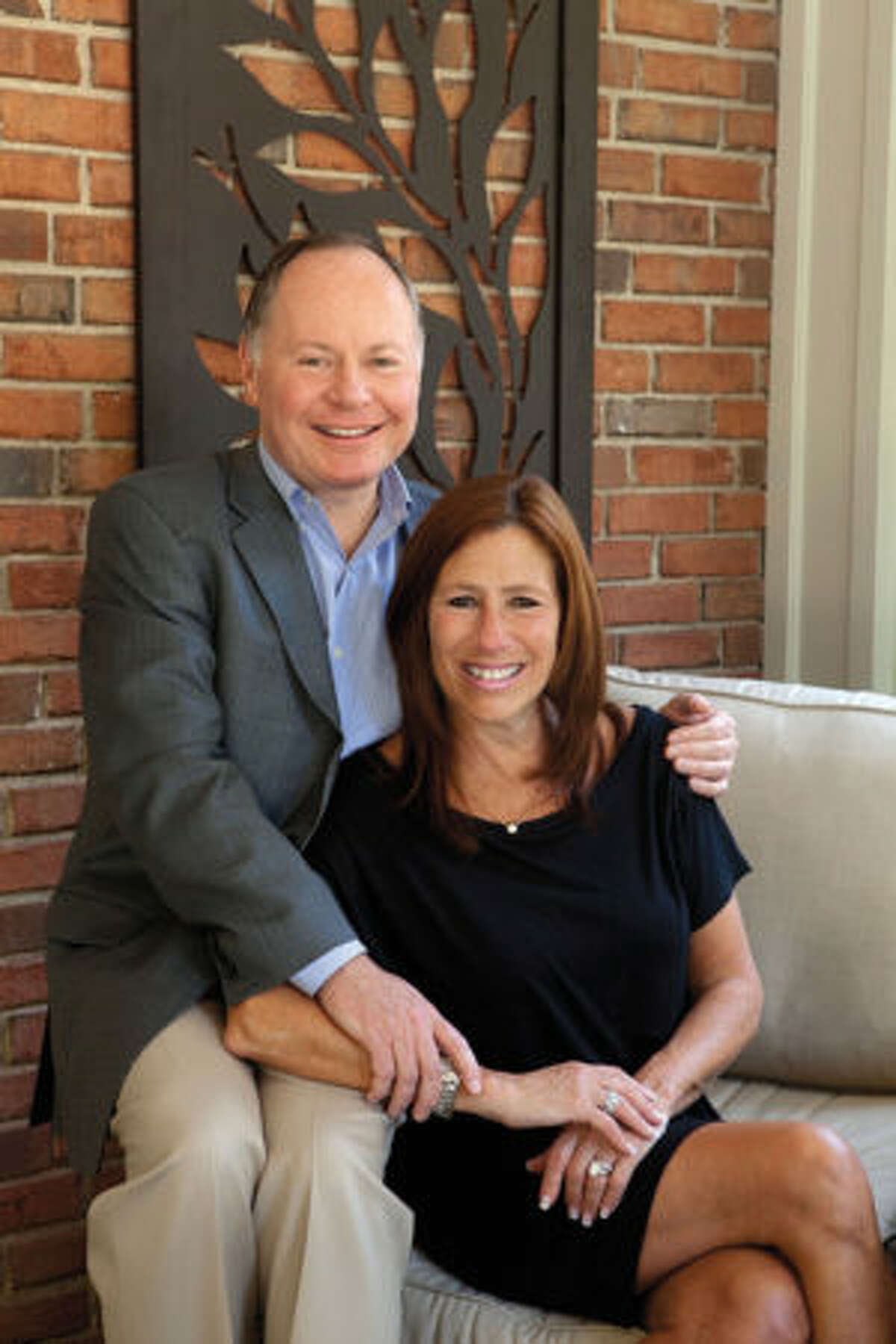 Andrew and Jane Bursky