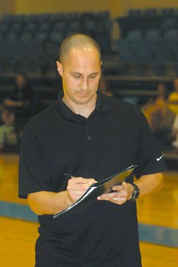 With his famous basketball father who had the San Jac job for 24 seasons along with older brother Marc, they believe the baby in the family, Scott Robert Gernander, and former Raven player himself, will be a solid fit for the program now that he's been named the program's eighth head coach.
