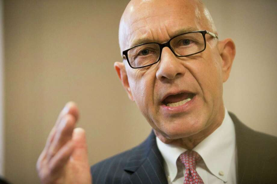 """Texas Sen. John Whitmire, seen in March, said his proposed legislation would require the Texas Education Agency to develop curriculum """"in law enforcement duties and interaction."""" Photo: Marie D. De Jesus Marie De Jesus /Houston Chronicle / © 2016 Houston Chronicle"""