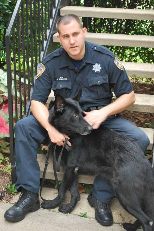 Kingwood residents Harris County Sheriff's Office K-9 Deputy Tommy, handled by Deputy Jason Bullock, is up for the American Humane Association's Hero Dog Award in the Law Enforcement/Arson Dogs category. They need the public's help to win the award through voting on this website http://www.harriscountyso.org/community_engagement.aspx daily. If they win, prize money will go toward K9s4Cops as their charity recipient.