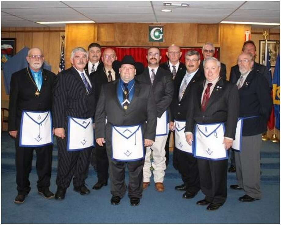 13471a2369e Roman Forest Police Chief has new title at New Caney Masonic Lodge ...