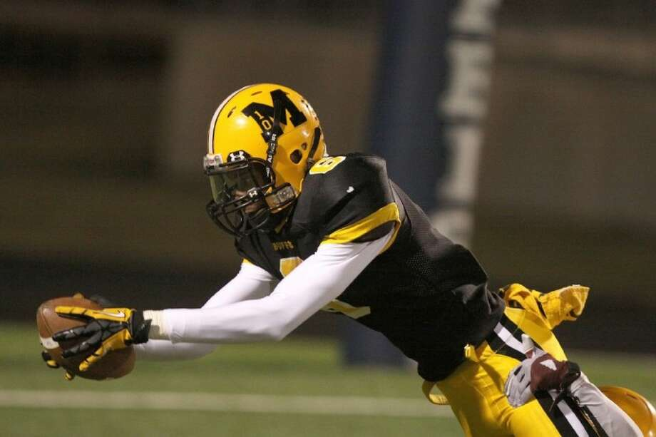 Marshall's Jeremy Smith started as a freshman and is ranked as one of the nation's top athletes entering his senior year. He has committed to Arizona State. Photo: HCN File Photo