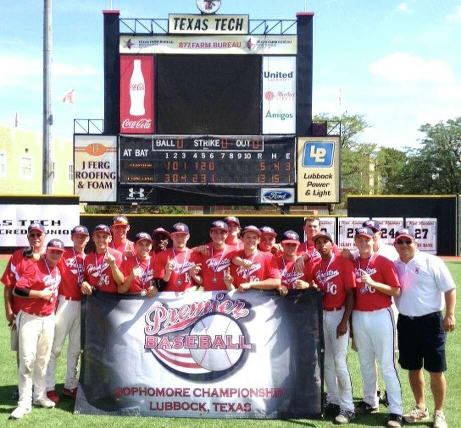 Baseball Kyle Chapman Sophomores Bring Home National