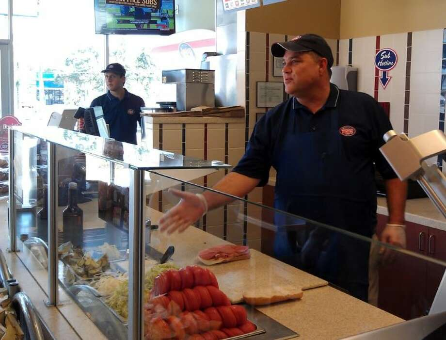 Jersey Mike's recently opened its newest location at 11560 Farm To Market 1960. Jersey Mike's has about 600 locations nationwide and has been serving subs since the first store opened in 1956 in Point Pleasant, N.J.