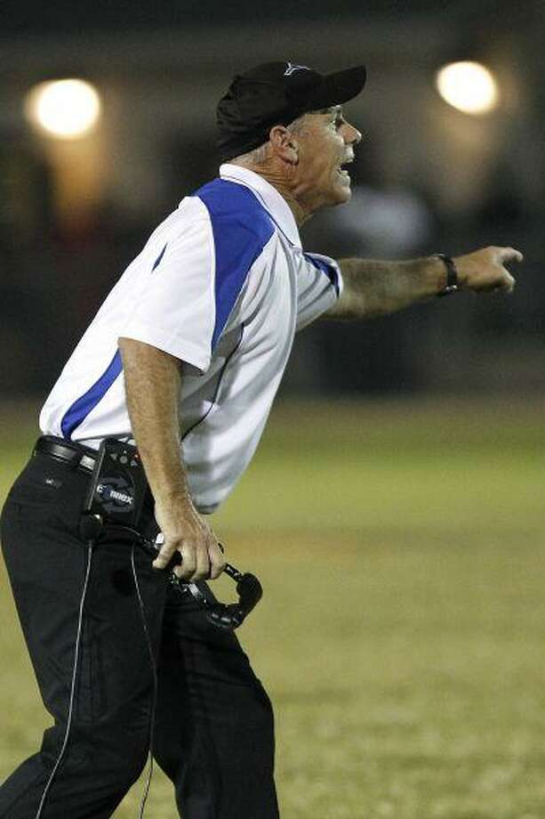 Friendswood Independent School District is working on its plan to hire a athletic director/head football coach replacement for the retiring Steve Van Meter by the end of February.