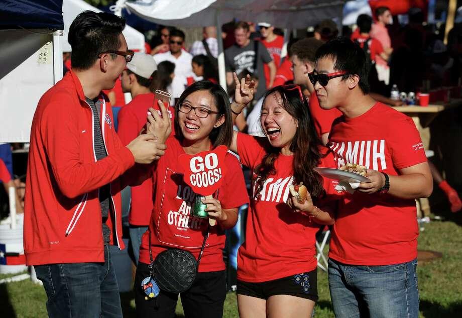 77004 is chock full of University of Houston students. Photo: Yi-Chin Lee, Houston Chronicle / © 2016  Houston Chronicle