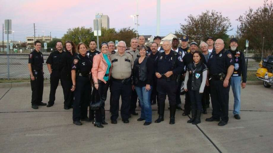 The 7th Annual Texas Honor Ride, from Houston to Ft. Sam Houston in San Antonio is in the History Books. The final count on Motorcycles, Cars, Law Enforcement, people and even the money donation are still being done, it is safe to say that this was the BIGGEST Texas Honor Ride yet. Photo: SUBMITTED PHOTO