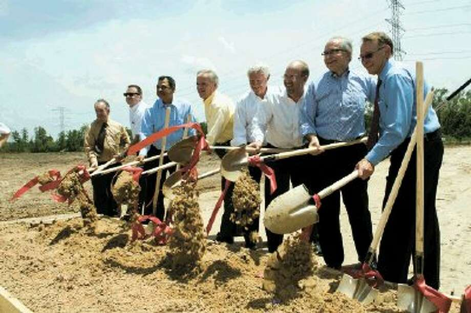 Grand Parkway construction breaks ground to address