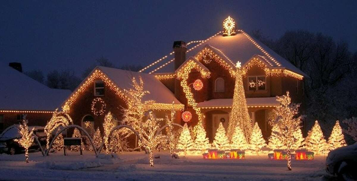 Richard Holdman's YouTube video of an animated light show at his home attracted more than $21 million views.