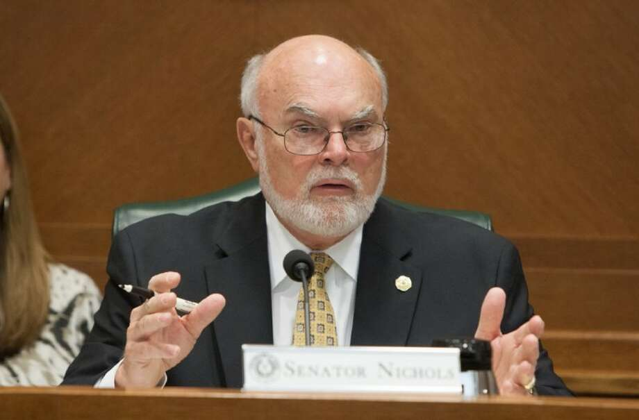 Senator Robert Nichols shared a subcommittee meeting that discussed water and sewer rates from investor-owned utilities.