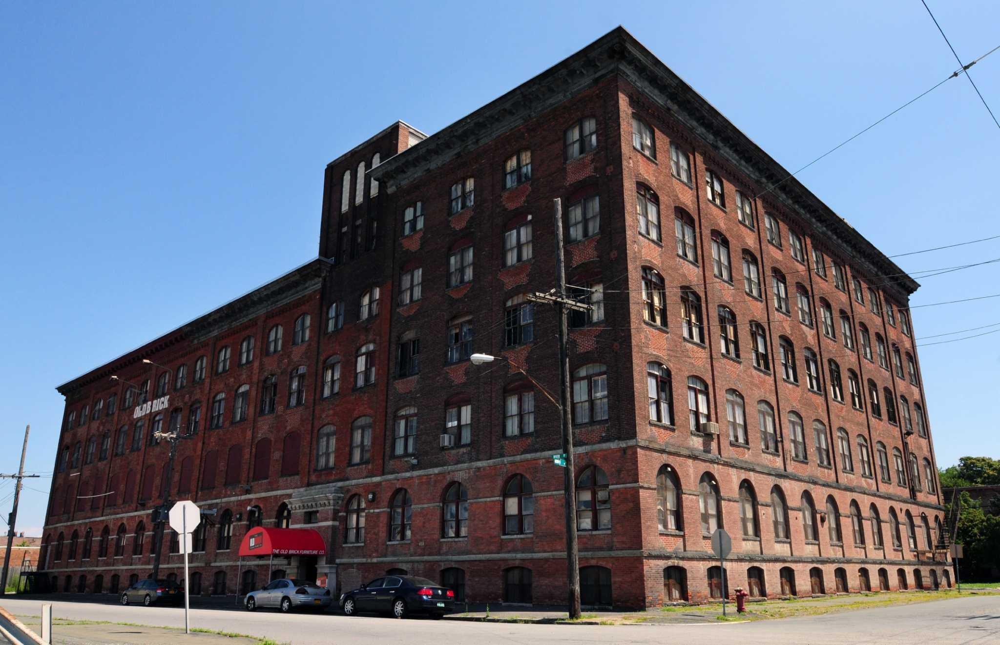 Troy Building Proposed For Historic Sites Listing
