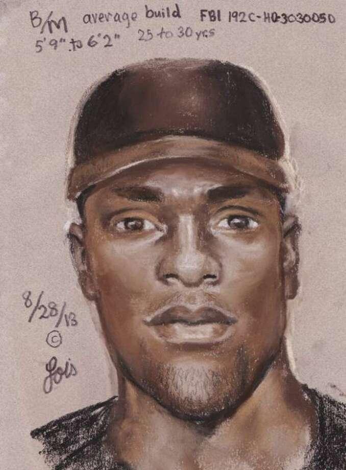FBI releases sketch of armored car burglary suspect
