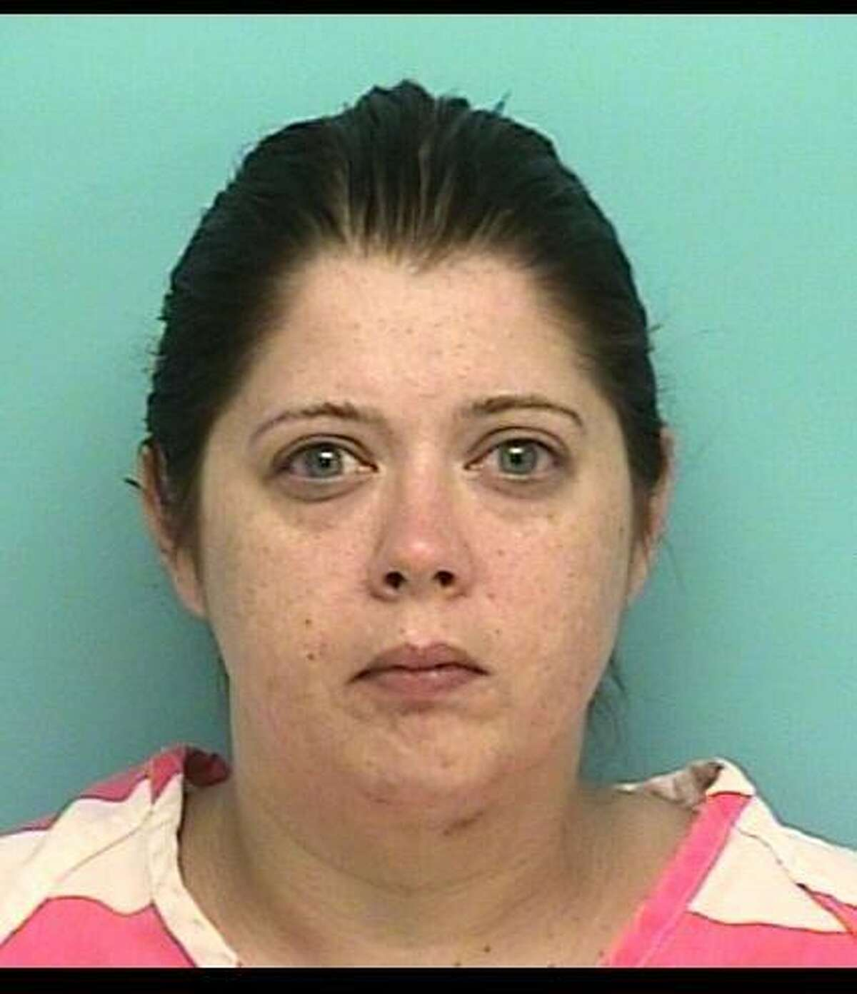 "CASLER, Melanie AmberWhite/Female DOB: 05/27/1977Height: 5'03"" Weight: 209 lbs.Hair: Brown Eyes: BlueWarrant: # 120404531 Bond ForfeitureTheftLKA: Timberlane, Humble."