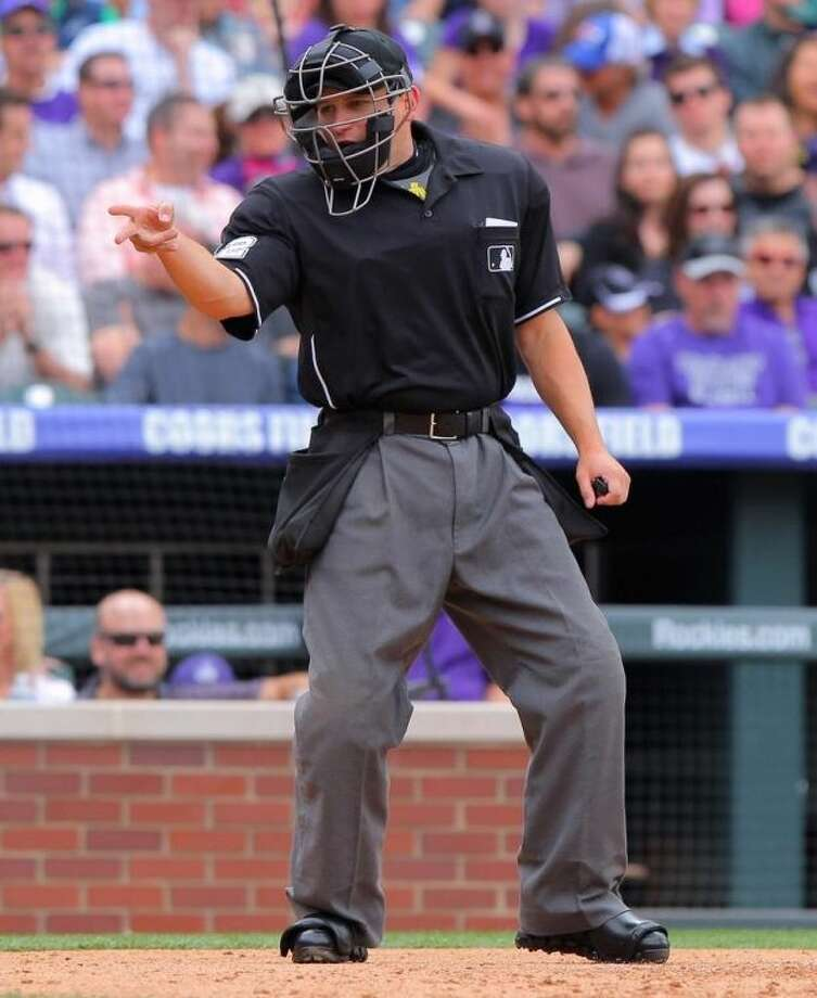 Tomball native Clint Fagan is a Major League Baseball umpire, and will be working his first regular season game in Houston on Sunday, September 1, 2013.