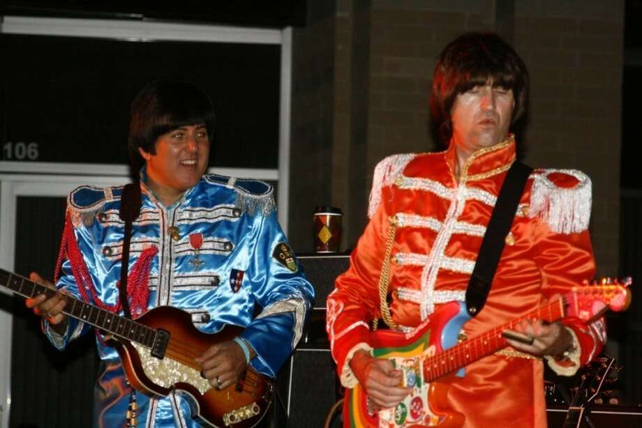 The musical entertainment will be provided by THE FAB 5, a Beatles tribute band with a strong local following.