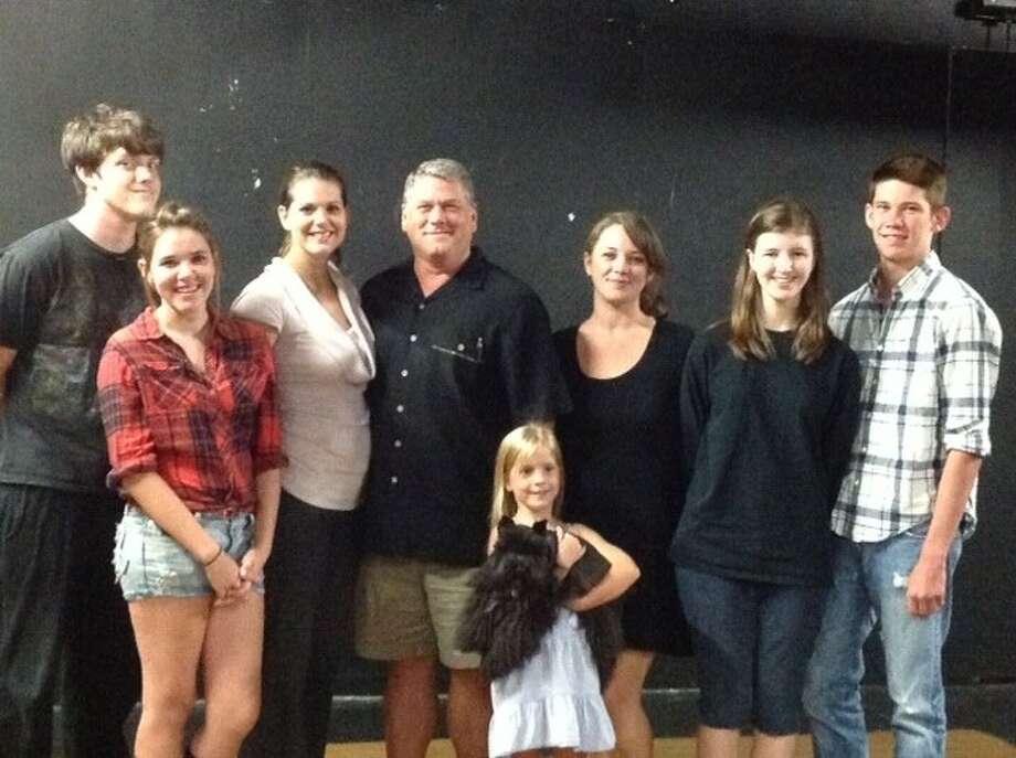 The cast of 'Galveston Wind.'
