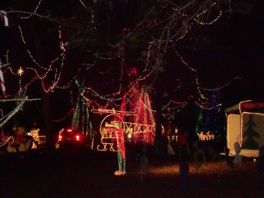 The Christmas Ranch.The Spirit Of The Season Captured In Lights Houston Chronicle
