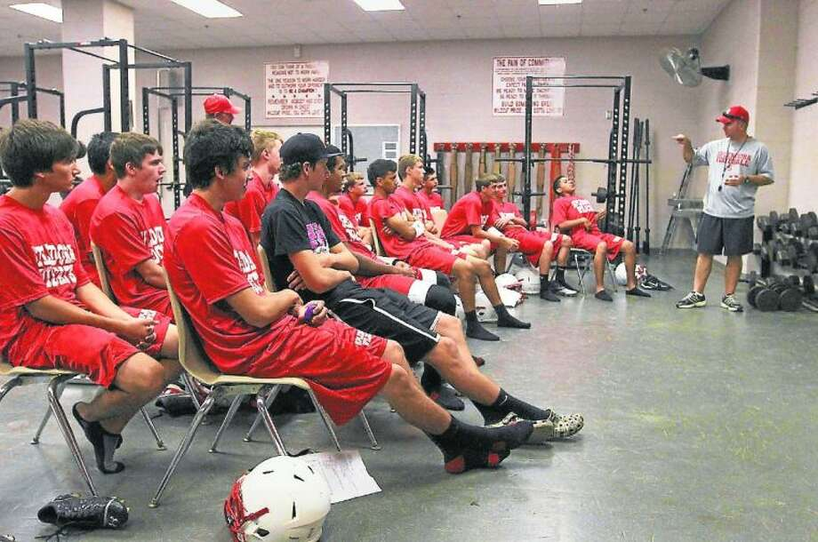 Splendora's Brad Milam will be replaced after less than three years as athletic director and head football coach.