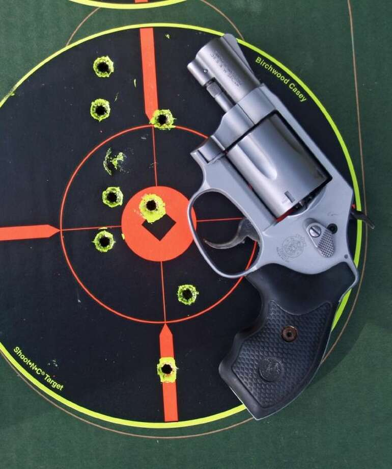 This Smith & Wesson Model 637 I carry is lightweight and finely built, but to stay safe and ready, I must practice regularly.