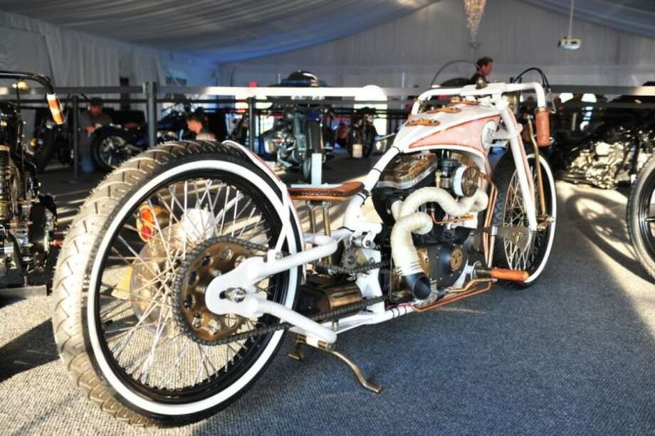 Native American Custom Car & Bike Builder, Daniel Sanchez of Cut Throat Customs, who has a shop in Humble, has been invited to compete in the tenth annual Artistry In Iron Master Builders' Championship at Las Vegas Bike Fest, an invitation extended only to twenty select professional builders.
