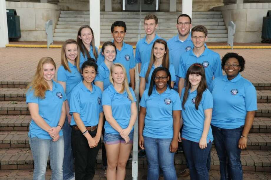 The charter members of the new Youth Advisory Board to the Montgomery County Historical Commission include: Katie Klotz, Iosua Malaki, Sarah Lane and Meredith Kleinmann (Willis HS); Marcie Paez (Oak Ridge HS); Savannah Johnson, Zachary Beneda, Ieshia Goosby, Elmer Torres and Jordan Duff (Conroe HS); George Lang (Magnolia West HS); Aricka Anderson, Deanna Nelson and Brittany Rodgers (Magnolia HS); Sarah Darling and Hannah Handley (Montgomery HS); Zachary Long (Porter HS); and Madison Wisenbaker (Splendora HS).