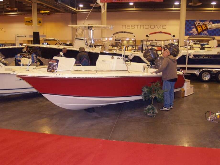 This center console-style boat that is so prevalent nowadays set off a strong yearning for a new boat.