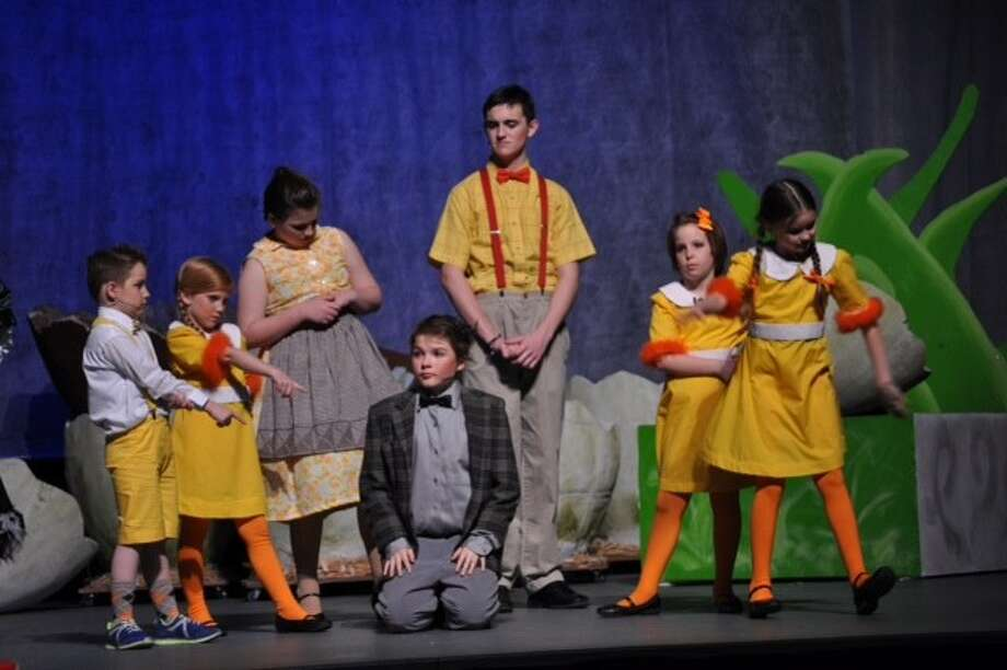"""Christian Youth Theatre hosts performances of """"Honk! Jr."""" Jan. 24, Jan. 25, Jan. 26, Jan. 31 and Feb. 1 at the Crighton Theatre in downtown Conroe. Visit www.cythouston.org for more information and ticket information."""
