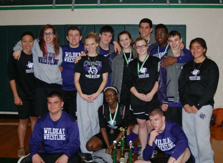 The Willis wrestling team produced nine regional qualifiers in the District 10-4A tournament on Wednesday at Huntsville High School.