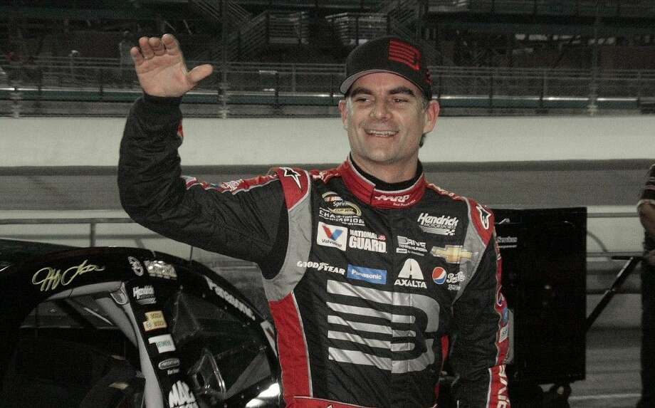 Four-time champion Jeff Gordon will retire as a full-time driver after the 2015 NASCAR season. Photo: Darryl Graham