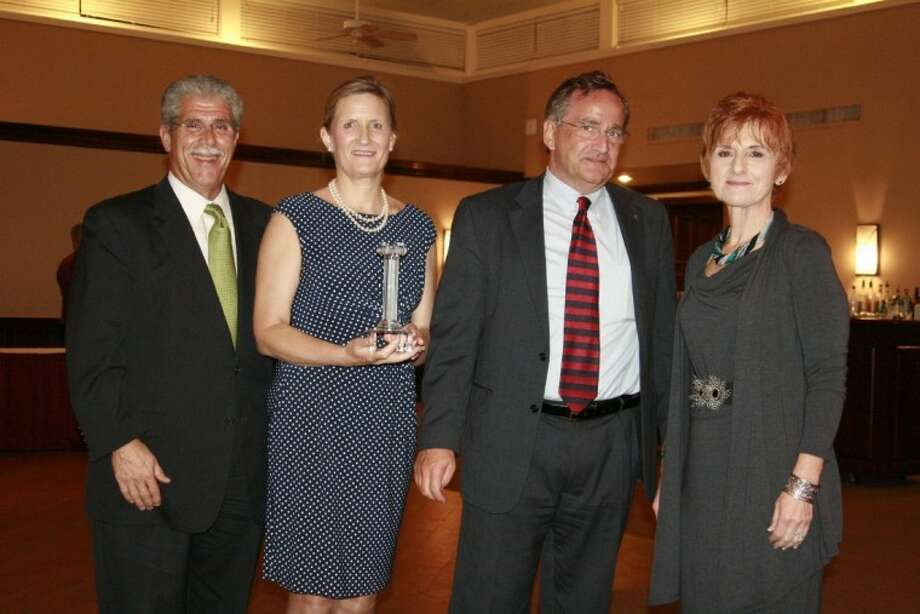 Dr. Guy and Diane Sconzo recognized Philippe and Mieke Cras as the Pillars of the Community during last year's event. This year, the event will be held Sept. 19, 2013 at 6 p.m. at the Kingwood Country Club where they will recognize veteran HAAM volunteers, the Kingwood Women's Club and Bonnie Longnion.