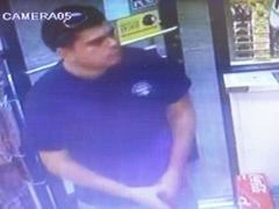 HCSO investigators hope the public can help identify a suspect wanted for at least three aggravated robberies of gas station stores in southeast Harris County. The suspect is a Hispanic male in his late teens or early twenties, with a medium build.