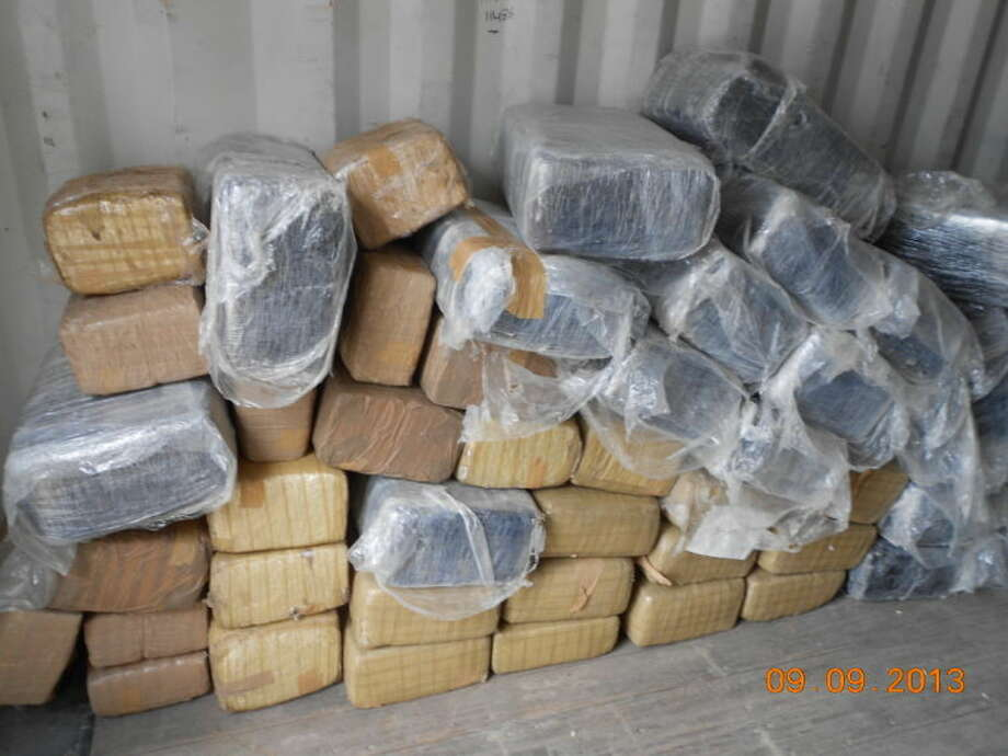 Half-ton of marijuana found in truck after police chase