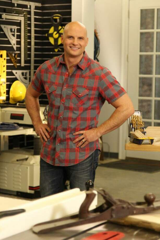 HGTV Personality Chip Wade will discuss how to better optimize home space during his time at the Lake Conroe Home and Garden Show on Feb. 14.