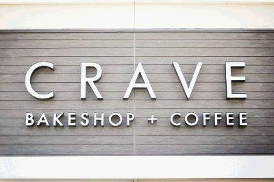 The storefront for Crave Bakeshop is pictured on Jan. 26 off of Research Forest Drive in The Woodlands. Photo: Michael Minasi
