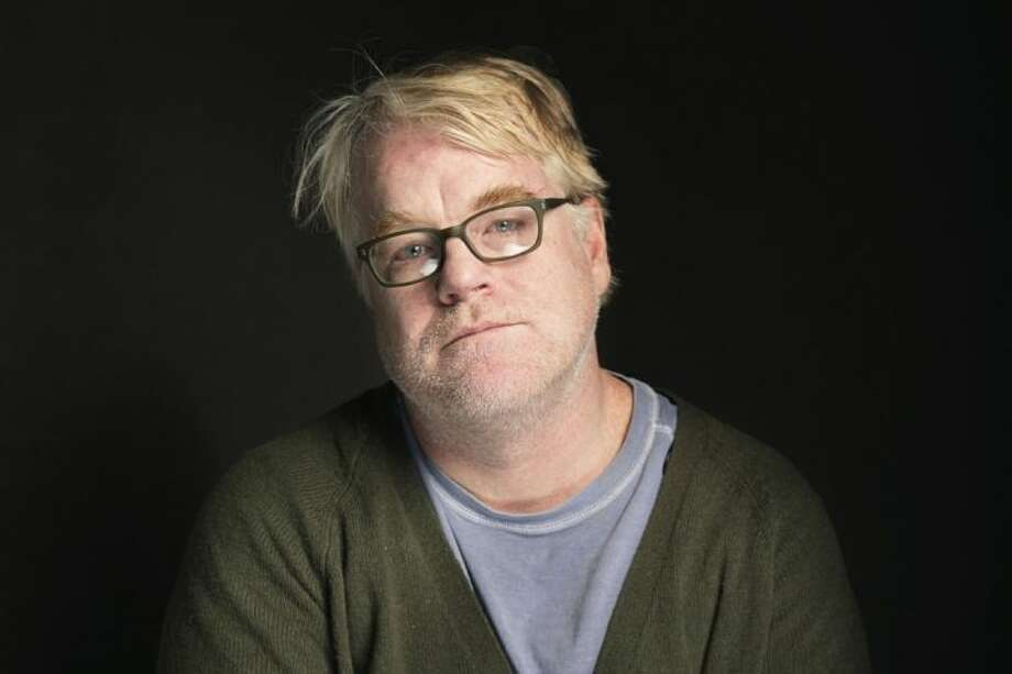 "In a Jan. 19, 2014 photo Phillip Seymour Hoffman poses for a portrait at The Collective and Gibson Lounge Powered by CEG, during the Sundance Film Festival in Park City, Utah. Hoffman, who won the Oscar for best actor in 2006 for his portrayal of writer Truman Capote in ""Capote"" was found dead Sunday in his apartment in New York with what law enforcement officials said was a syringe in his arm. He was 46. Photo: Victoria Will"
