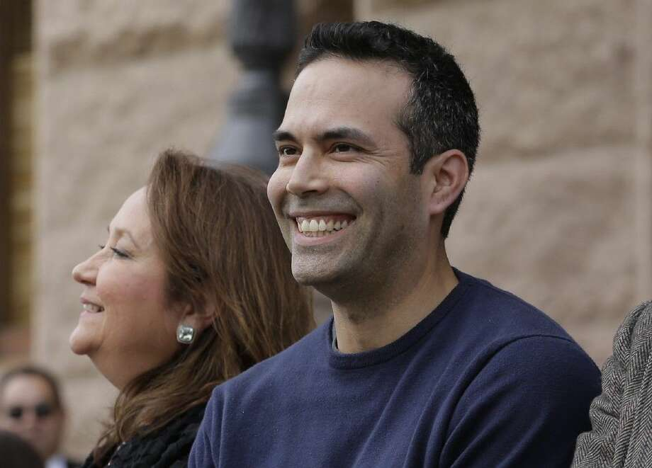 George P. Bush. Photo: Eric Gay