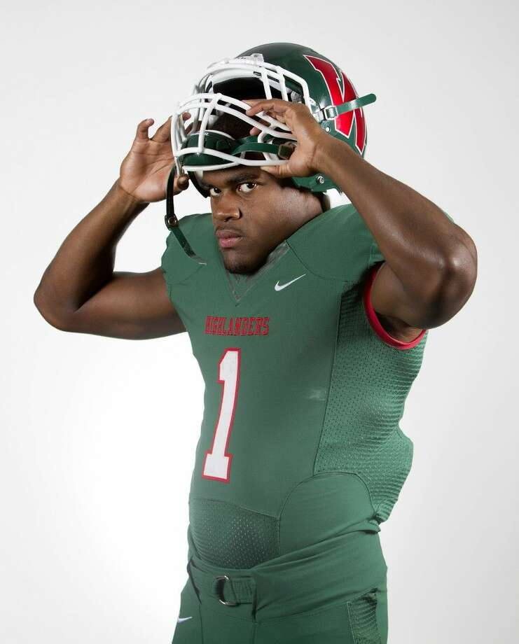 The Woodlands' Patrick Carr had his recruiting go down to the final moments before the official signing day on Wednesday. Photo: Jason Fochtman