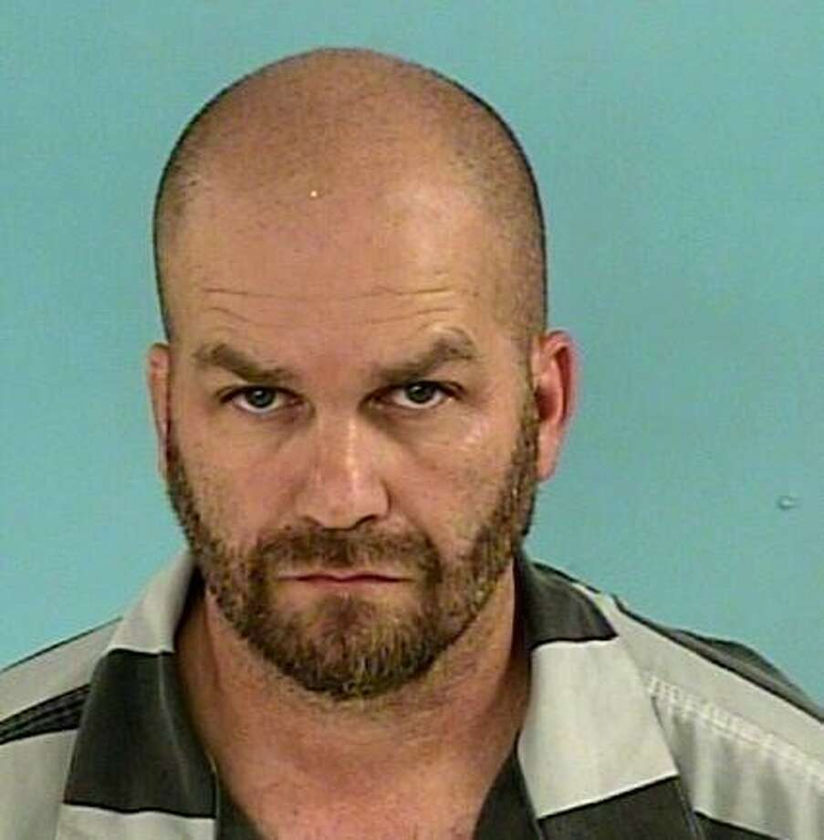 """BOWDEN, Benjamin ChaseWhite/Male DOB: 05-26-1969Height: 5'06"""" Weight: 160 lbs.Hair: Brown Eyes: BlueWarrant: #131213344 CapiasInjury to an Elderly IndividualLKA: Bert Brown Rd, Conroe."""