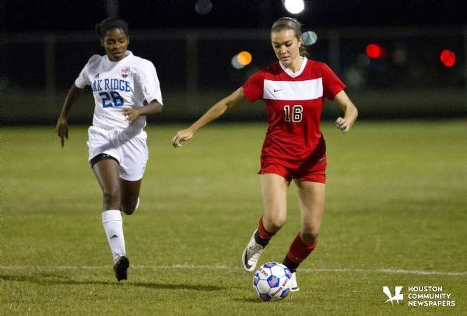 Sabrina Marx got The Lady Highlanders going after Oak Ridge scored first Tuesday night.
