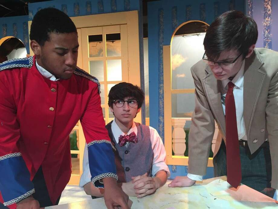 "Conroe High School Theatre will present the French farce ""The Waltz of the Toreadors"" this week."