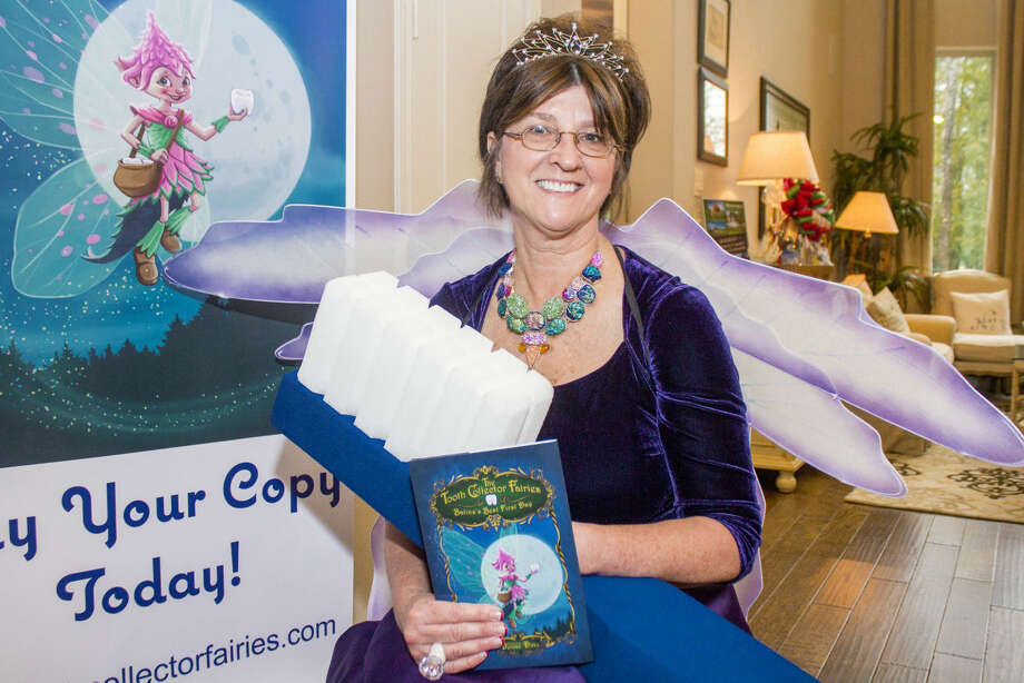"Woodforest resident Denise Ditto Satterfield will several host book signings for her first book, ""The Tooth Collector Fairies, Batina's Best First Day,"" to coincide with National Children's Dental Health Month. The first will be 4-6 p.m. Feb. 2 at Mercedes-Benz of The Woodlands, 16917 Interstate 45 South. The book explores the notion of why tooth fairies collect children's teeth."
