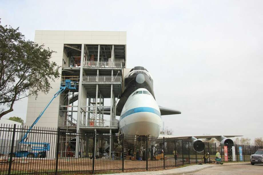 An unprecedented exhibit complex is opening at Space Center Houston. The nonprofit will open the newinternational landmark Independence Plaza Jan. 23. The grand opening will include special all-dayentertainment including astronaut autograph signings, hands-on science activities and live presentations.Currently under construction, the eight-story multiple-exhibit complex will give visitors a rare glimpse intothe historic shuttle era and the NASA breakthroughs and technological advances gained from the SpaceShuttle Program which impacted future exploration. For more information on Independence Plaza, visitspacecenter.org/independence.