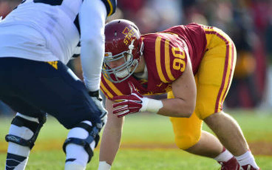 Iowa State standout and The Woodlands grad Mitchell Meyers was diagnosed with Hodgkin's lymphoma the university announced on Thursday.