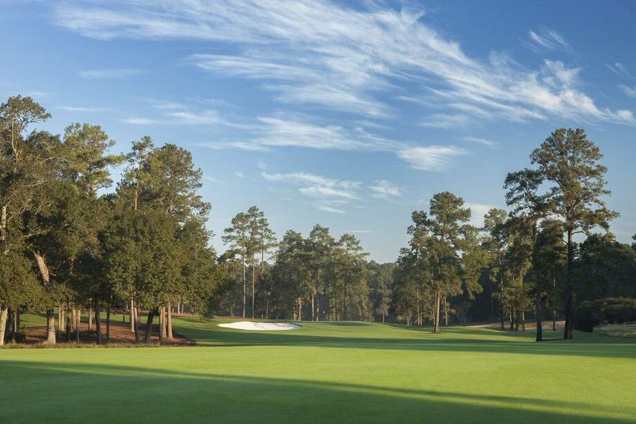 For Bluejack National's 75 current members, two more holes were opened Jan. 8 completing the course's front nine. Photo: Aidan Bradley