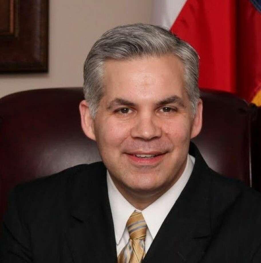 Montgomery County District Attorney Brett Ligon