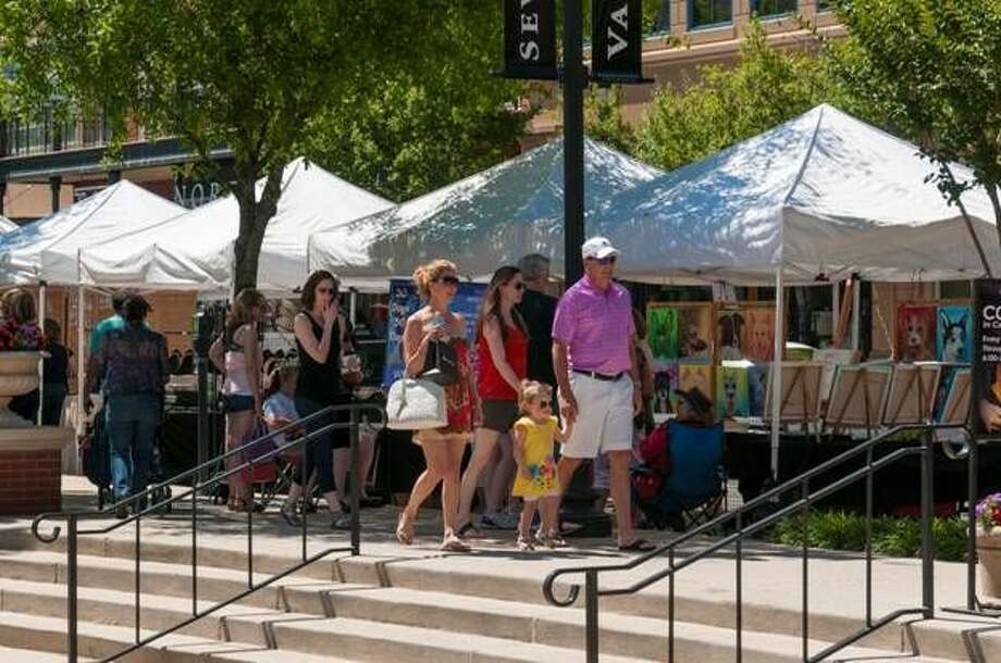 Amateur and professional artists alike are invited to showcase their paintings, photography, jewelry, metal works, sculptures, digital art, mixed media and other works of art at Market Street's 2016 Spring Fine Arts Show on Saturday, April 30 from 10 am - 7 pm.