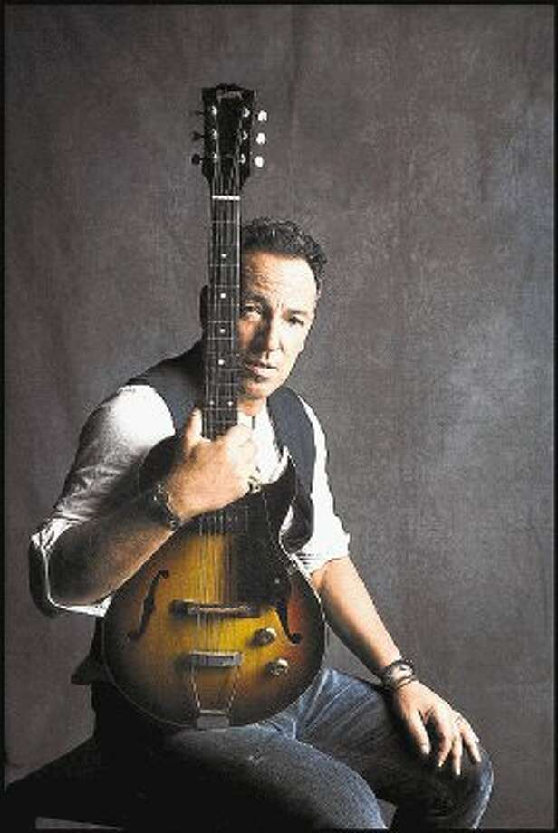 Bruce Springsteen and the E Street Band will perform at The Cynthia Woods Mitchell Pavilion May 6. / @WireImgId=2662848