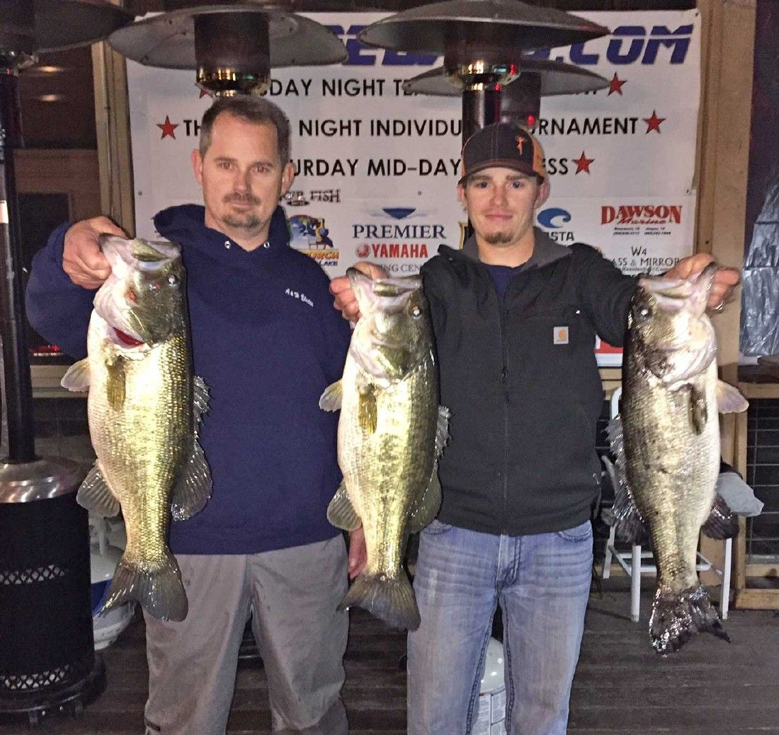 Outdoors lake conroe fishing report the courier for Lake houston fishing report